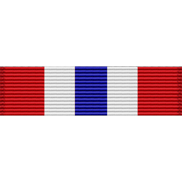 Montana National Guard Distinguished Recruiting Thin Ribbon