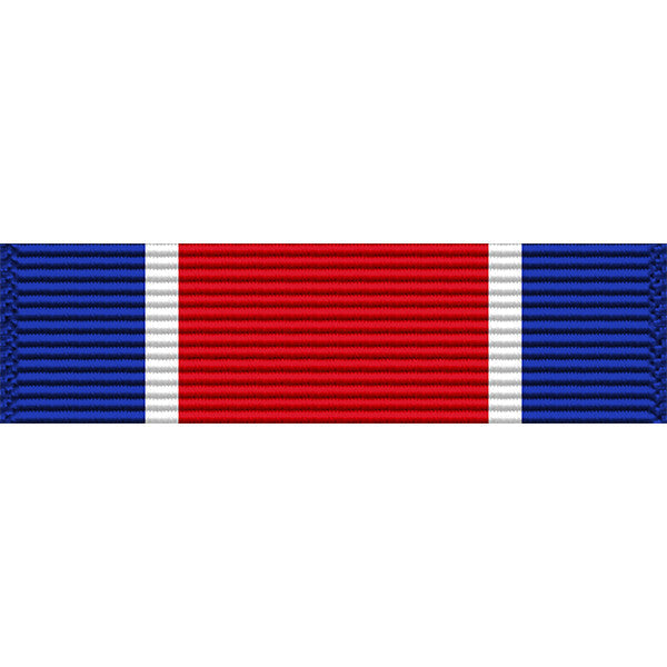 Nevada National Guard Medal of Merit Thin Ribbon