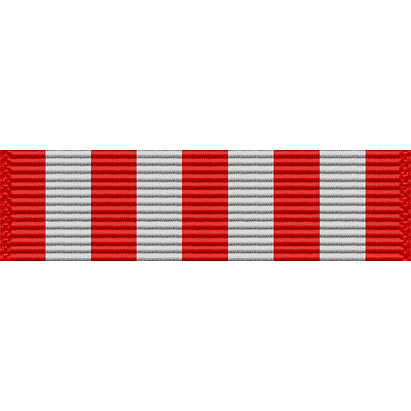 Ohio National Guard Distinguished Service Medal Thin Ribbon