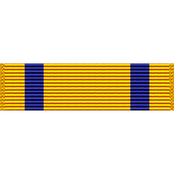 Kentucky National Guard Faithful Service Thin Ribbon