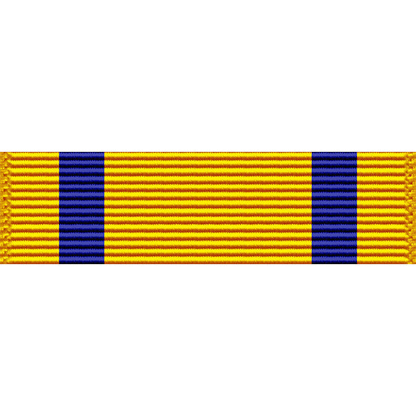 Colorado National Guard State Emergency Service Thin Ribbon