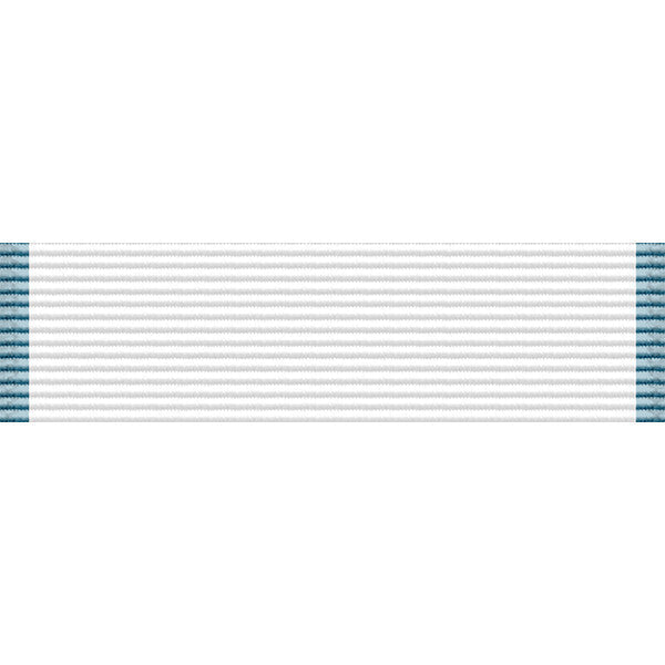 Alaska National Guard Commendation Medal Ribbon