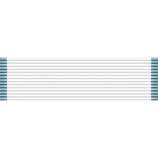 Alaska National Guard Commendation Medal Thin Ribbon