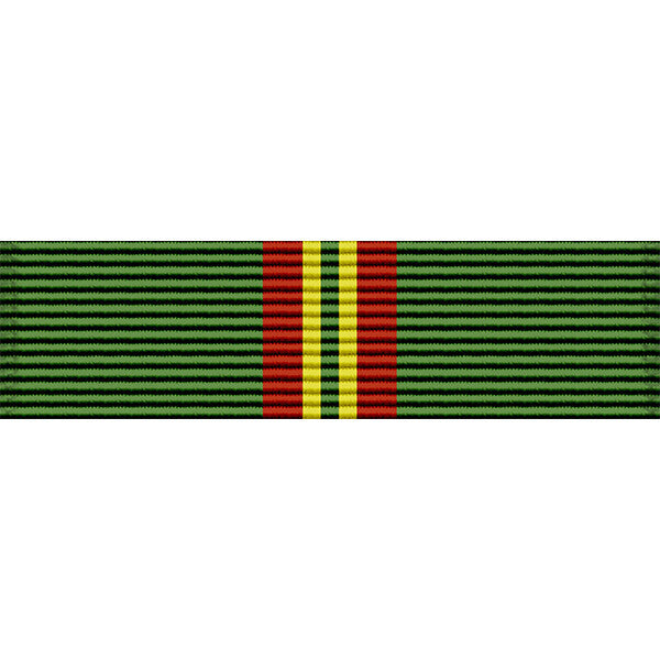 Hawaii National Guard 1968 Federal Service Ribbon