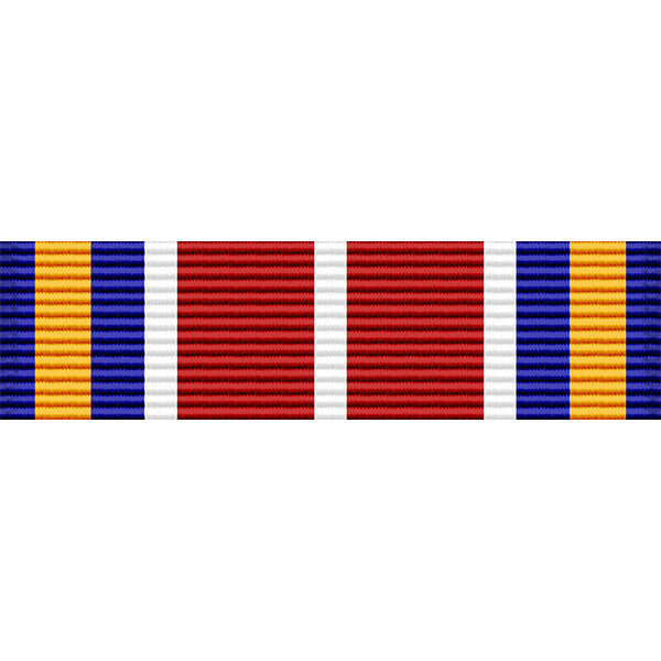 Maine National Guard Distinguished Service Award Ribbon