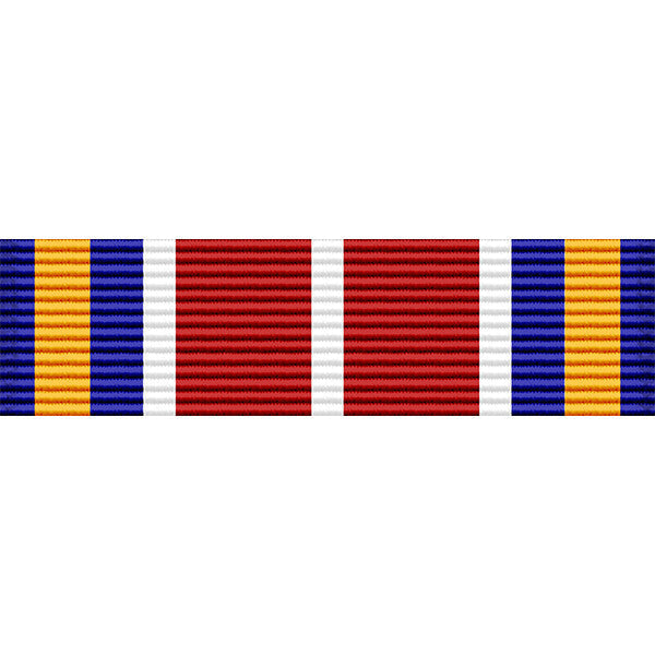 Maine National Guard Distinguished Service Award Thin Ribbon