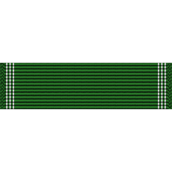 Arizona National Guard Meritorious Service Medal Thin Ribbon