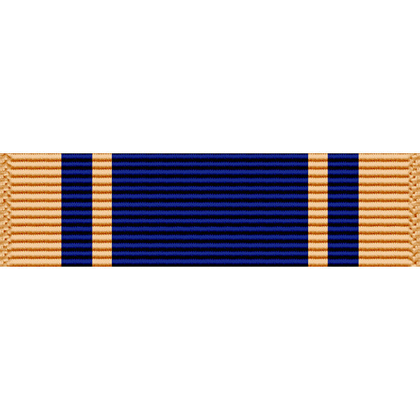 West Virginia National Guard Meritorious Service Medal Ribbon