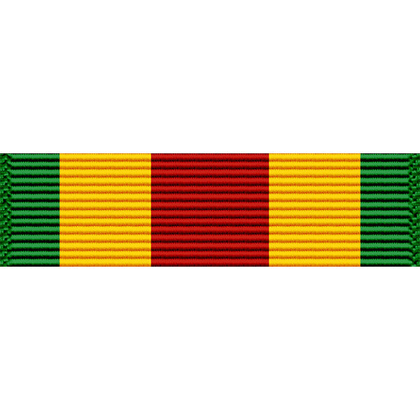 Hawaii National Guard Commendation Medal Ribbon