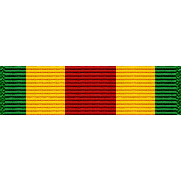 Hawaii National Guard Commendation Medal Thin Ribbon