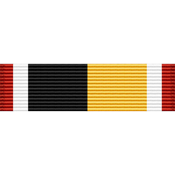 Maryland National Guard Commendation Medal Ribbon