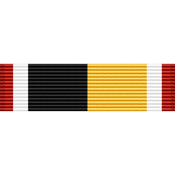 Maryland National Guard Commendation Medal Thin Ribbon