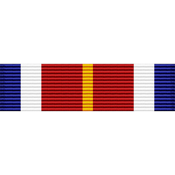 Colorado National Guard Achievement Thin Ribbon