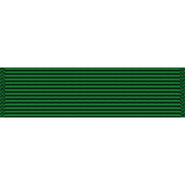 Oklahoma National Guard Exceptional Service Medal Thin Ribbon
