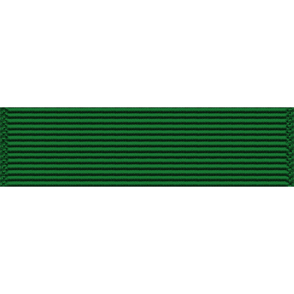 Vermont National Guard Service Thin Ribbon