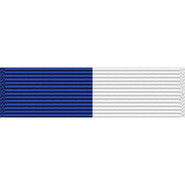Oklahoma National Guard Cross of Valor Medal Ribbon