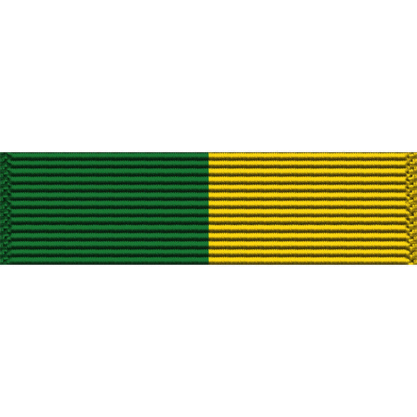 Vermont National Guard Special Duty Ribbon