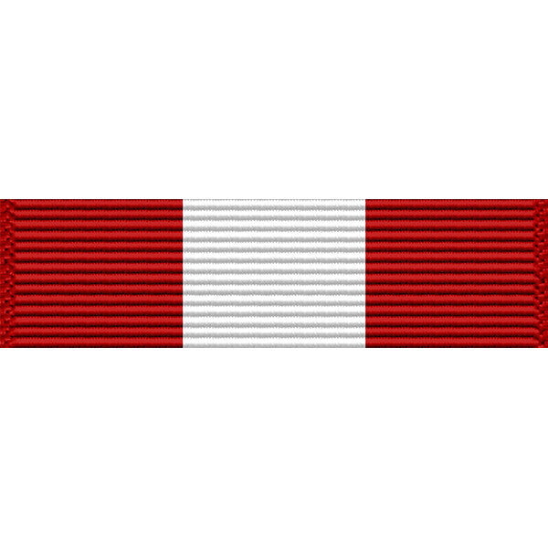 Puerto Rico National Guard Medal for Valor Thin Ribbon