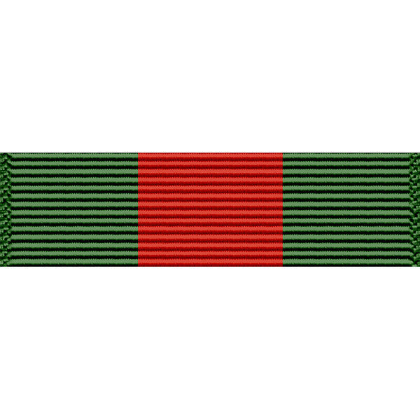 Nevada National Guard State Safety Thin Ribbon