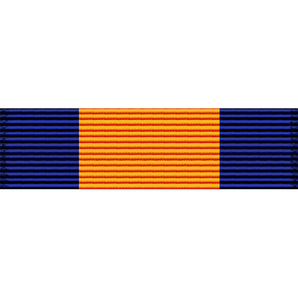 Montana National Guard Attendance Thin Ribbon