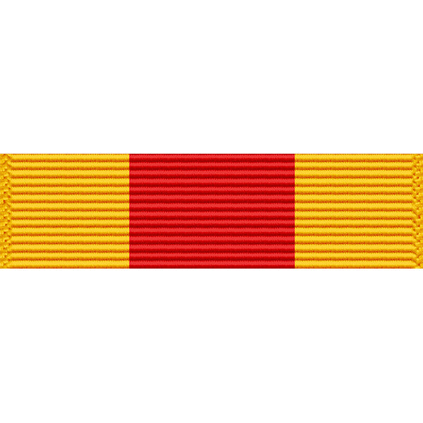 Oklahoma National Guard Good Conduct Thin Ribbon
