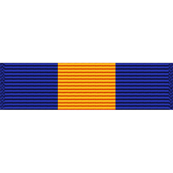 Oregon National Guard 30-Year Faithful Service Medal Ribbon