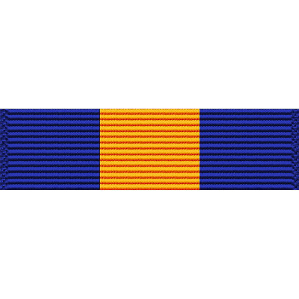 Oregon National Guard 30-Year Faithful Service Medal Thin Ribbon