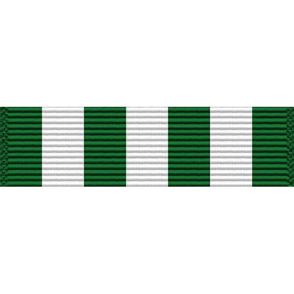 Oklahoma National Guard Long Service (30-Year) Medal Ribbon