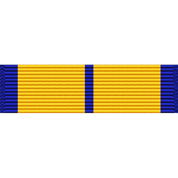 Pennsylvania National Guard Cross for Valor Medal Ribbon