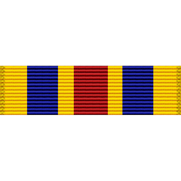 Hawaii National Guard State Active Duty Thin Ribbon