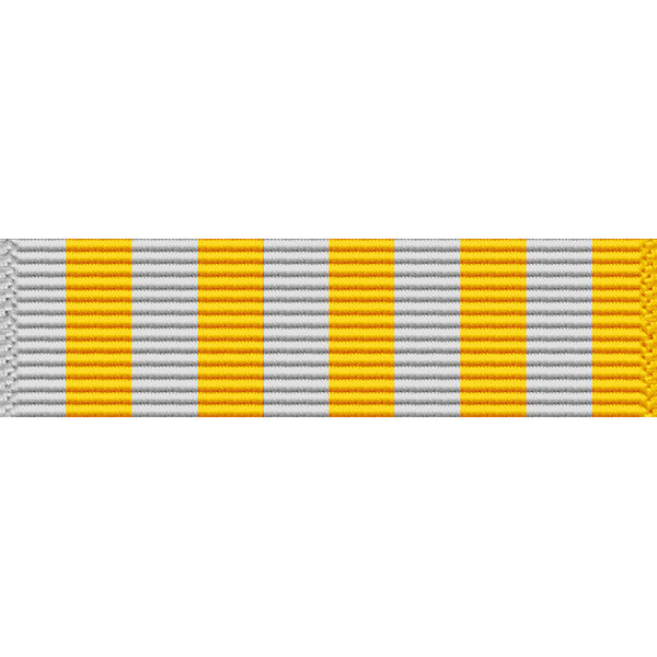 Texas National Guard Outstanding Service Medal - Thin Ribbon