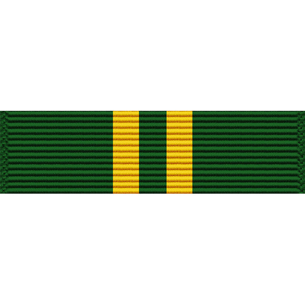 South Carolina National Guard Achievement Thin Ribbon