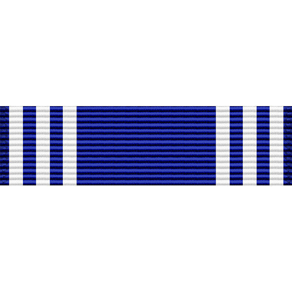 Puerto Rico National Guard Exemplary Conduct Medal Thin Ribbon