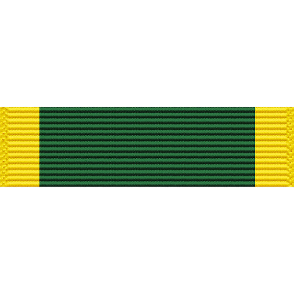Washington National Guard Distinguished Service Medal Thin Ribbon