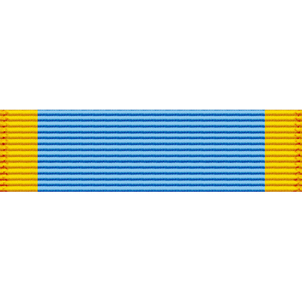 Oklahoma National Guard Meritorious Service Medal Ribbon