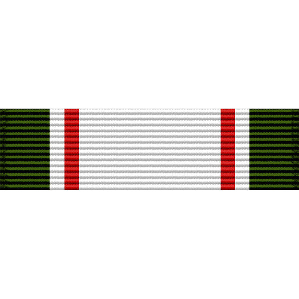 West Virginia National Guard Achievement Medal Ribbon