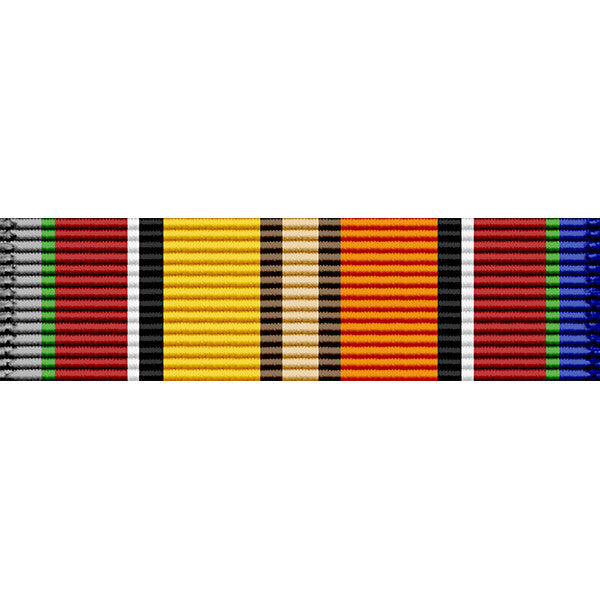 New York National Guard Recruiting Medal Ribbon