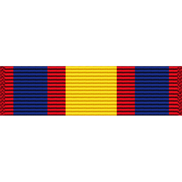 Texas National Guard Medal of Merit - Thin Ribbon