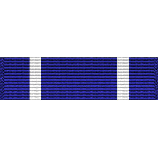New Mexico National Guard Good Conduct Medal Ribbon