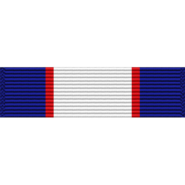 Pennsylvania National Guard Distinguished Service Medal Thin Ribbon