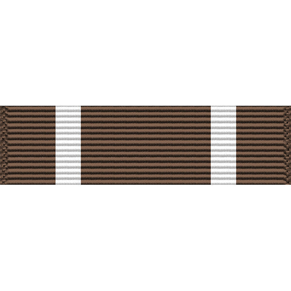Montana National Guard Commendation Medal - Thin Ribbon