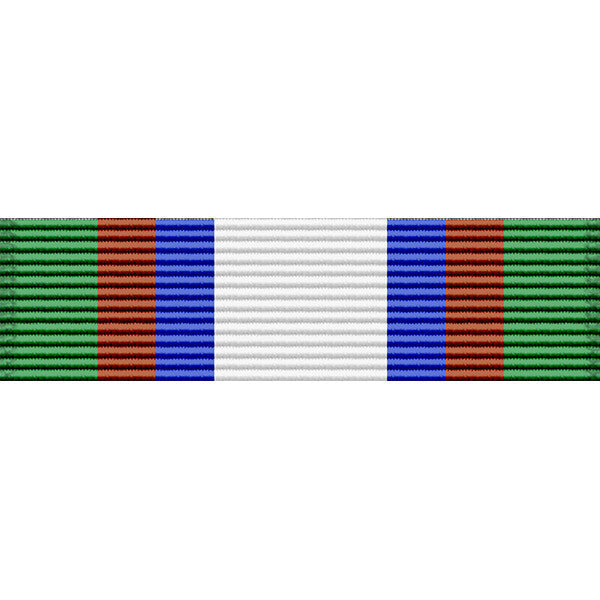Montana National Guard Campaign Thin Ribbon