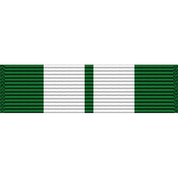 Oklahoma National Guard Long Service (15-Year) Medal Thin Ribbon