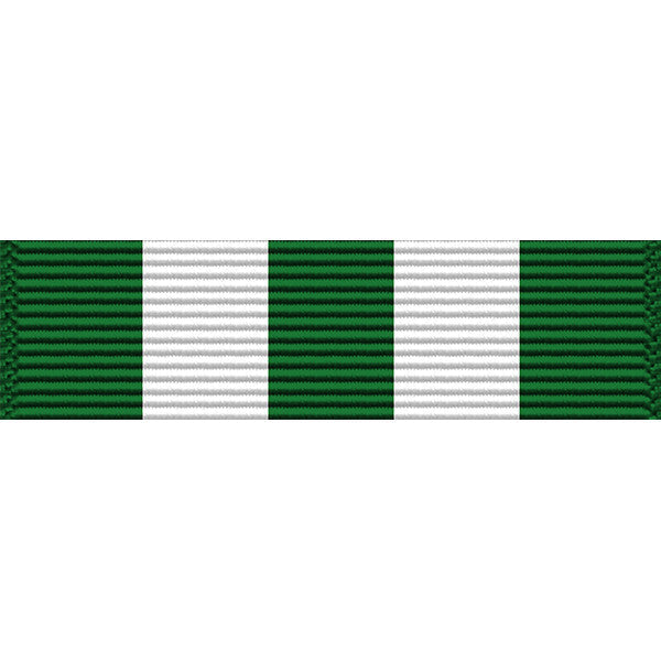 Oklahoma National Guard Long Service (20-Year) Medal Ribbon