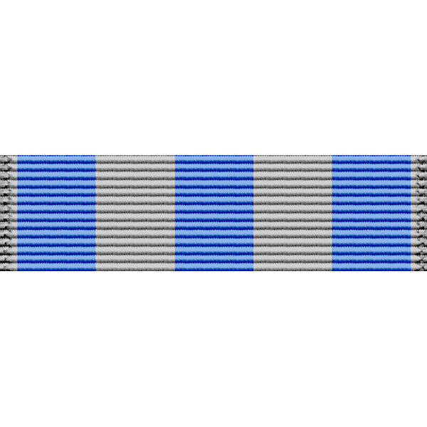 Nevada National Guard Commendation Medal Thin Ribbon