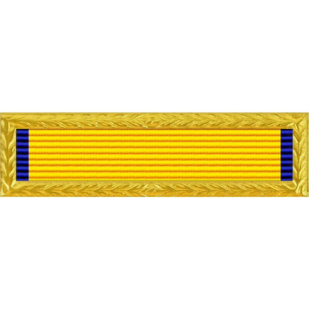 California National Guard Governor's Outstanding Unit Citation (with Gold USAF Frame)