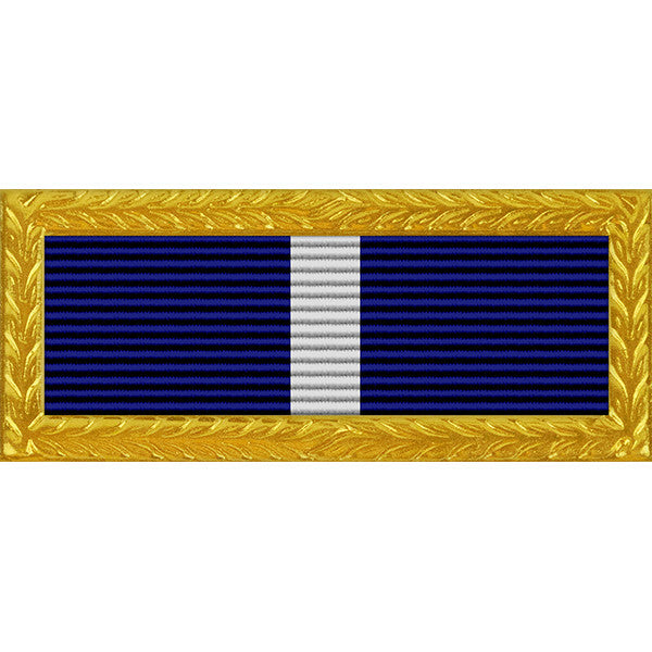 Idaho National Guard Adjutant General's Excellence Award (with Gold Frame) - Thin Ribbon
