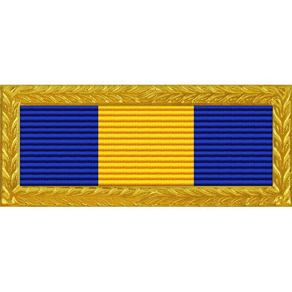 South Dakota National Guard Unit Citation - Thin Ribbon (with Gold Frame)