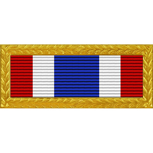 Tennessee National Guard Meritorious Unit Citation - Thin Ribbon (with Gold Frame)