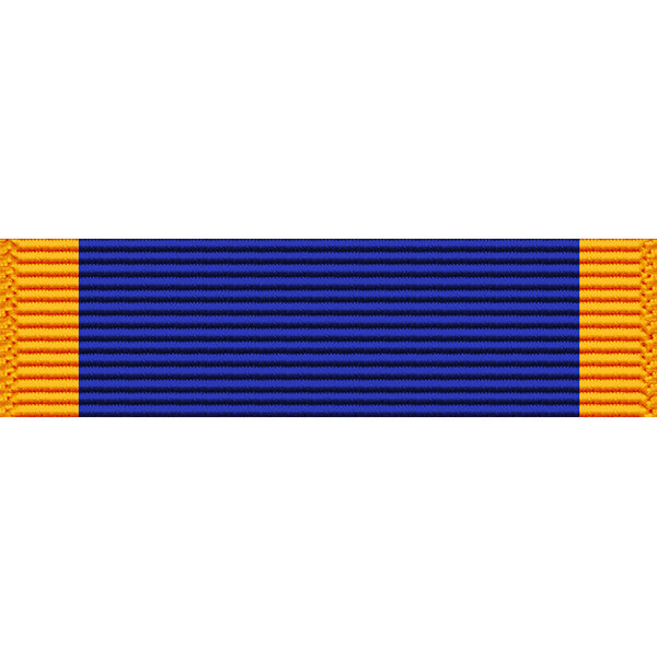 Oregon National Guard Exceptional Service Medal Thin Ribbon